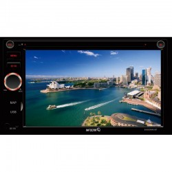 PANTALLA INFOCAR 2-DIN WVGA DIGITAL TFT LCD 6.2''