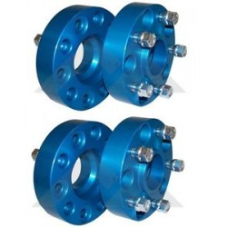 Kit separadores de ruedas