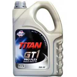 TITAN GT1 PRO FLEX SAE 5W-30 5L