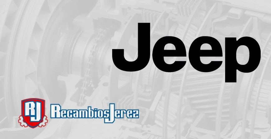 Recambios Jeep